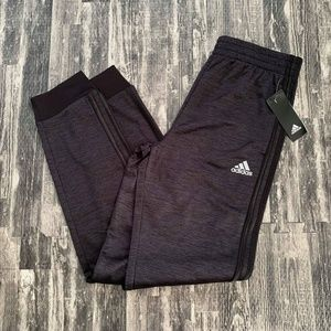Adidas iconic Focus Black Joggers